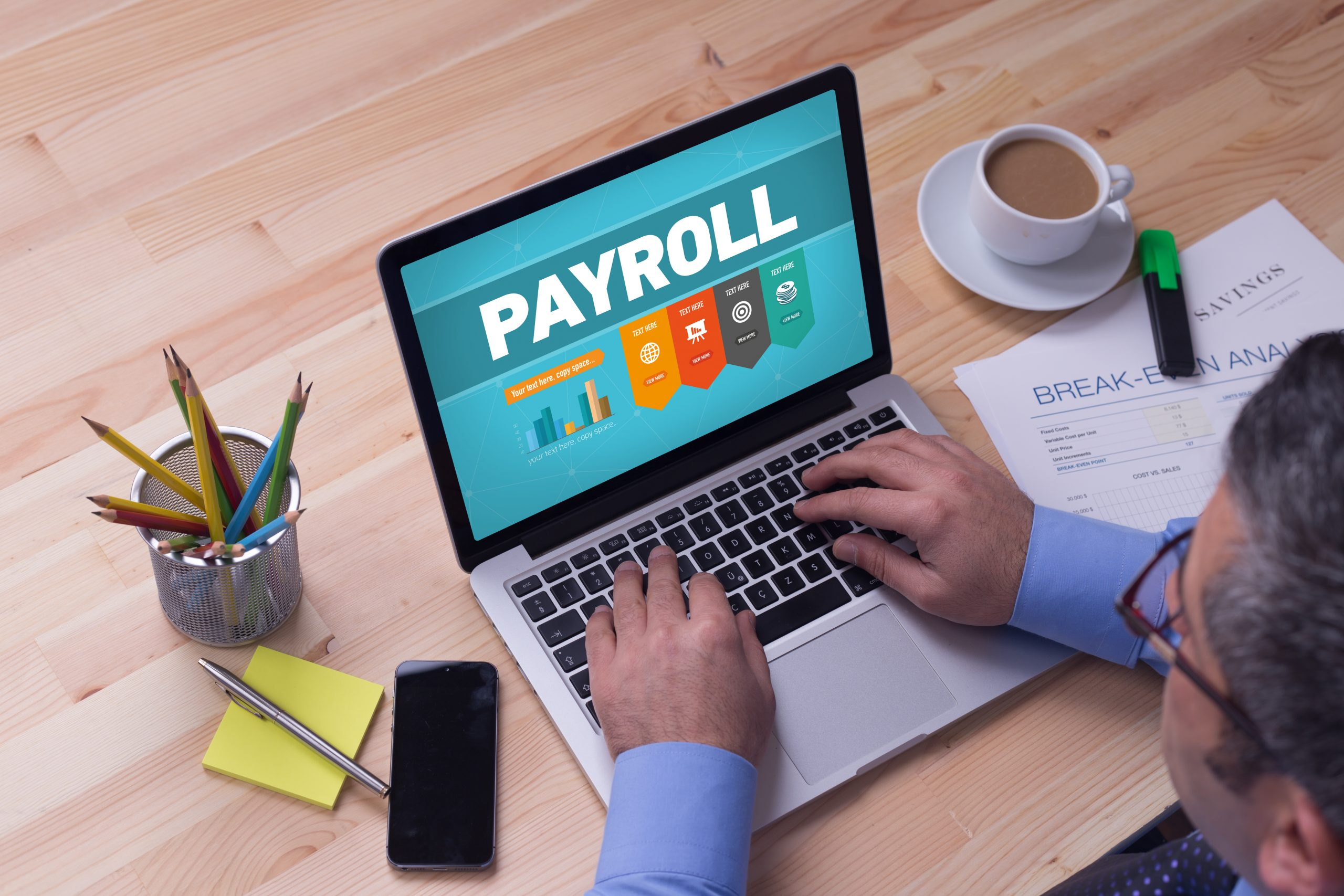 6 Ways Simplify and Save Time on Payroll…